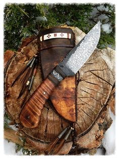 Frontier Hunter — Levi Graham Knives