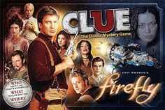Clue: Firefly Edition