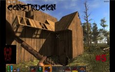 7 Days To Die Alpha 11 Building Construction Part 3