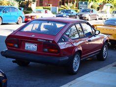 "nsdclassic: "" Alfa Romeo GTV6 """