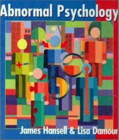 Abnormal Psychology (05) by Hansell, James Hansell & Lisa Damor 2005 HC by…