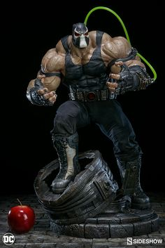The Exclusive Bane Premium Format Figure is available at Sideshow.com for fans of DC Comics Batman Rogues.