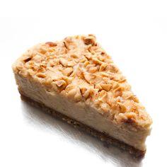 cheesecake de avelã