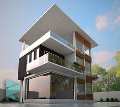 Small villa- Kleine Villa