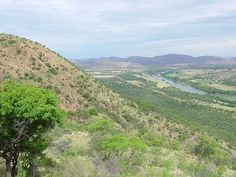 The Vredefort Dome, a World Heritage Site in the North West province. North West Province, Free State, Space Invaders, World Heritage Sites, Geology, South Africa, Places To Visit, Country Roads, African
