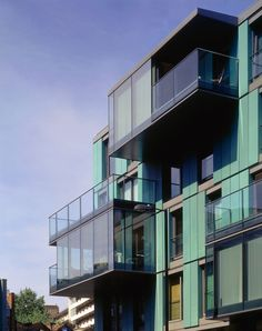 Image 2 of 18 from gallery of Brewery Square / Hamiltons Architects. Photograph by Dennis Gilbert