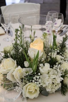 This was a beautiful wedding, stunning Bride and Bridesmaids, lovely Groom and Groom's Men, a heavenly Church and fabulous reception venue . Wedding Table Centres, Wedding Arrangements, Wedding Table Centerpieces, Floral Centerpieces, Flower Arrangements, Centrepieces, Centerpiece Ideas, Flower Decorations, Wedding Decorations
