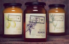 Floral Honey range designed by Juan José Marnetti