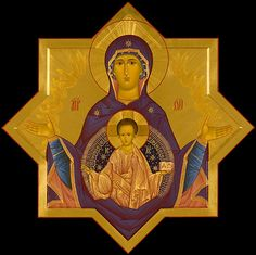Mary the Mother of God, the Star of Evangelization. Written by Mark Czarnecki.
