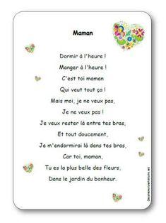Comptine Maman