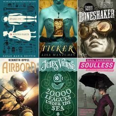 We've included the steampunk genre in our 2017 reading challenge, but some readers may be wondering: what even is a steampunk novel?