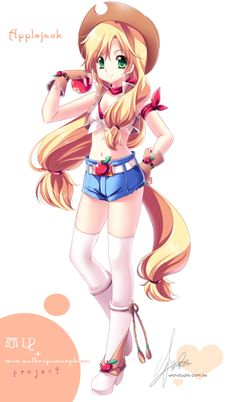 My Little Pony : MLP : Applejack