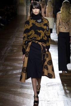 Sfilata Dries Van Noten Parigi - Collezioni Autunno Inverno 2015-16 - Vogue