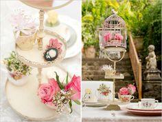 {editorial} Ideias para um casamento no jardim - Colher de Chá Noivas | Blog de casamento Por Manoela Cesar