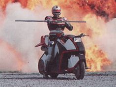 on his vr fighter bike Hero Machine, Vr Troopers, Kamen Rider, Power Rangers, Sci Fi, Bike, Metal, Vehicles, 2016 Movies
