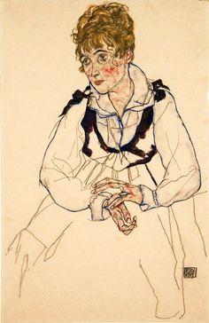 (1) Arte Moderna Egon Schiele
