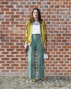 See Grace Kelly's Gorgeous Granddaughter at Milan FashionWeek
