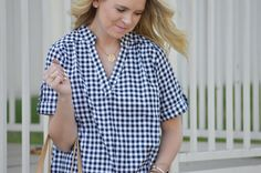 Mad for Plaid with Romwe on Adore More with Geor