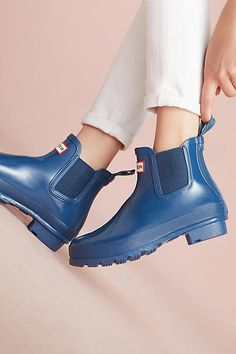 Hunter Chelsea Weather Boots