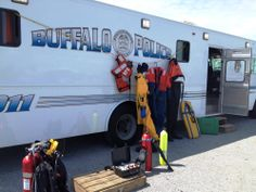 5-17-14 1st Anual Boating Safety Day Event hosted by the USCG