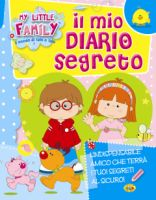 MY SECRET DIARY MY LITTLE FAMILY (Moon)