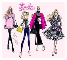 Barbie Style collection by Hayden Williams