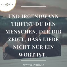 Und irgendwann triffst Du den Menschen, der dir zeigt, dass Liebe nicht nur… And at some point you will meet the person who shows you that love is not just a word. // sayings The Words, Love Is Comic, Sad Pictures, Quotation Marks, Romantic Love Quotes, Boyfriend Quotes, That's Love, To My Future Husband, Funny Images