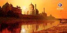 Taj Mahal in India. India Travel Guide, Asia Travel, Japan Travel, Italy Travel, Brazil Travel, Mexico Travel, Australia Travel, Agra, Portugal