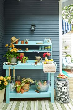 Create a Do-It-All Work Benchgoodhousemag