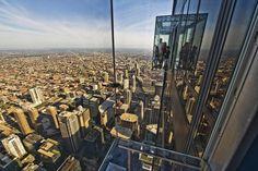 The Ledge - Chicago Willis Tower