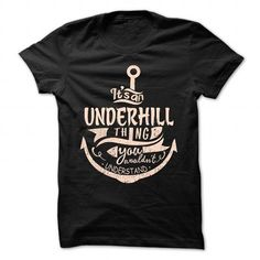 UNDERHILL - #sweatshirt dress #university sweatshirt. GET IT => https://www.sunfrog.com/Camping/UNDERHILL-89387585-Ladies.html?68278