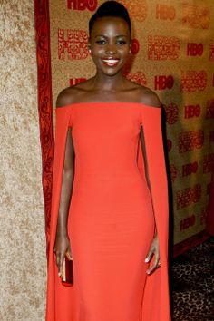 Lupita Nyong'o At The HBO After-Party