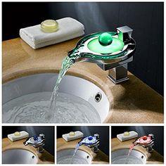 zufriedenheit inspiration wasserhahn mit led beleuchtung meisten images oder aaabdfcbd brass bathroom bathroom sink faucets