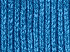 Rib Knit -Rib knit or sometimes called ribbing has raised vertical textured lines. This textile is created using a double bed knitting machine that has two needles with vertical textured lines. This type of knit fabric is also easy to identify because of its vertical ribs. There are 2 basic types of rib knit fabric based on the sequence of knit and purl stitches. The 1×1 rib has a sequence of 1 knit and 1 purl stitch, while the 2×2 rib knit has 2 knit and 2 purl stitches sequence.