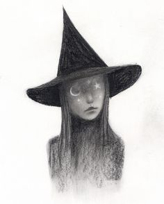 Irene Garcia / sirenitadolls #drawing #witch #illustration