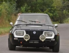Paddy Hopkirk, historic rallying and a bucket-list Fulvia Zagato | Classic and…