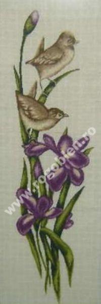 Cod produs: 7.54 Peretar cu irisi Culori: 17 Dimensiune: 15 x 47 cm Pret: 63.98 lei