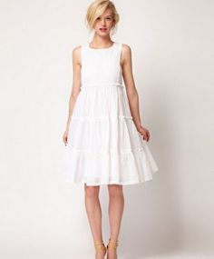 Cool Eyelet lace dress 2018-2019 Check more at http://myclothestrend.com/dresses-review/eyelet-lace-dress-2018-2019/