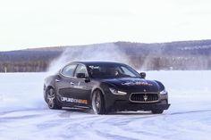#LaplandIceDriving #LaponieIceDriving #Maserati #GhibliSQ4 #GranTurismoMCStradale #GranTurismoSport #Motorsport #ArticCircle #Supercar #WinterDriving #Sweden #Drift #Racing #Sweden Crédit Photo Félix Macias pour LID