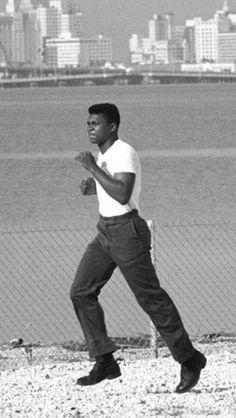 Muhammad Ali.....