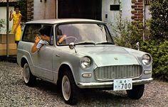 1962年型 パブリカ バン UP16V                                                                                                                                                                                 もっと見る