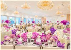 バンケット・披露宴会場一覧|岩手県奥州市の結婚式場「ベル・オーブ水沢」