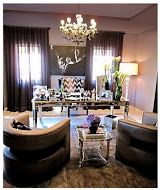 Delicieux Love This Glam Office Feminine Home Office Space