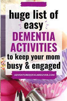 Activities For Dementia Patients, Dementia Crafts, Alzheimers Activities, Elderly Activities, Senior Activities, Dementia Care, Alzheimer's And Dementia, Activities For Alzheimer's, Alzheimers Poem