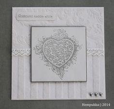white wedding card Wedding Crafts, Frame, Cards, Decor, Picture Frame, Decoration, Maps, Decorating, Frames