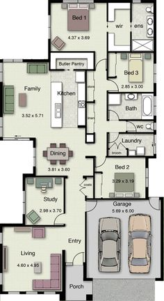 Jagera 239 Floor Plan