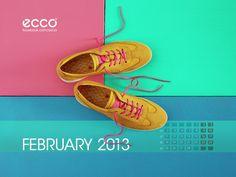 ECCO Wallpaper Februarie 2013