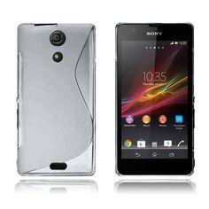S-Line (Grå) Sony Xperia ZR Deksel