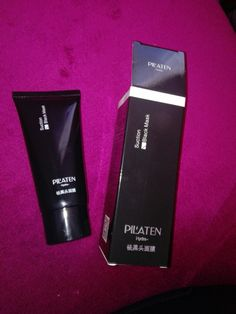 PIL'ATEN Black Mask