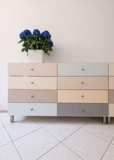 Икеа в интерьере квартиры: реальные фото, 28 идей — декор комода Икеа, мебель Икеа в интерьере спальни